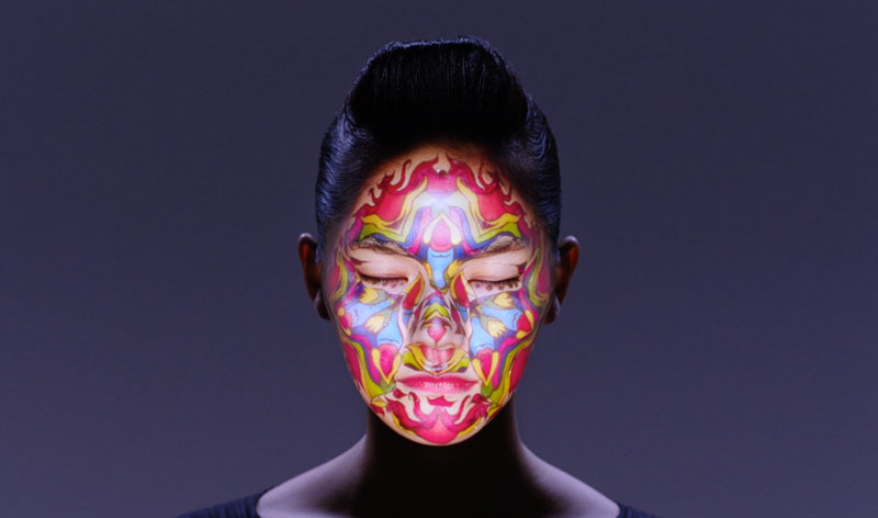 The poetry (and philosophy) of face projection mapping  My interview
