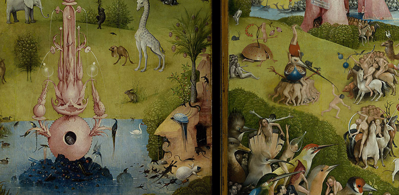 The interactive documentary Jheronimus Bosch, the Garden of Earthly ...